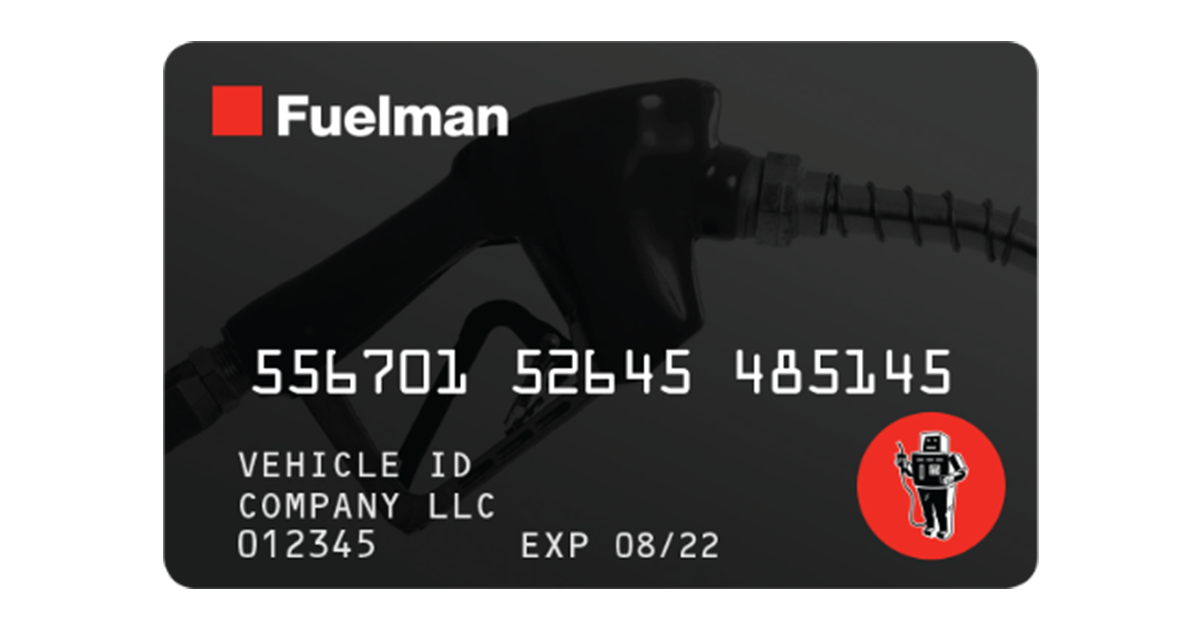 Why A Fuel Card Benefits Of Fuel Fleet Cards Fuelman